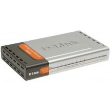 Коммутатор неуправляемый  D-Link DES-1008D/RV