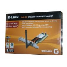 Адаптер D-link Wi-Fi PCI DWA-520