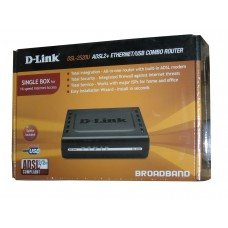 Модем D-Link ADSL DSL-2520U