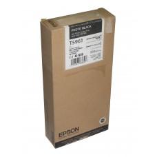 Картридж Epson T5961 Photo Black (C13T596100)