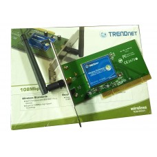 Адаптер TRENDnet TEW-443PI Wireless PCI Adapter